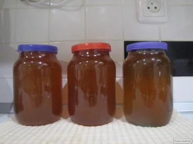 Продам якісний мед різнотрав'я з гречкою
