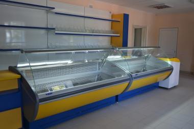 Витрины универсальные КАРОЛИНА 2,0 (холодильные)