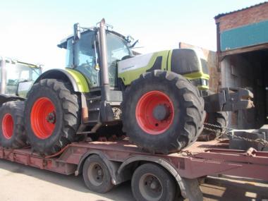 Колісний Трактор CLAAS ATLES 946RZ