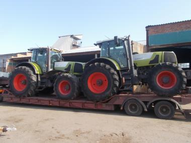 Трактор колесный CLAAS ATLES 946RZ