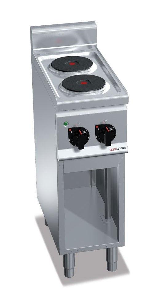 Плита электрическая GGM EHB369C(2-х конфорочная)