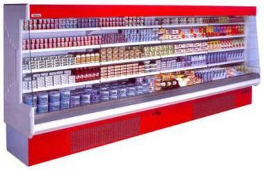 Стелажі холодильні ELECTRA 1350