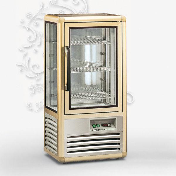 Вітрина холодильна Tecfrigo Junior 120 G (БН)
