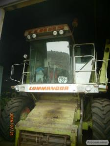 Продам б/у комбайн CLAAS-Командор 228 год выпуска 1992,