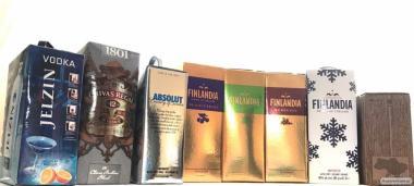 Чівас,Фінляндія 3,2 л,журавлина,лайм,Абсолют,Єльцин, Пшенична від 1шт