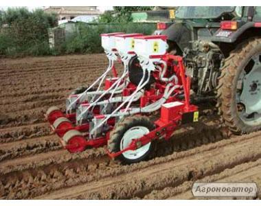 Овощная сеялка Olimpia  Производитель: GASPARDO MASCHIO