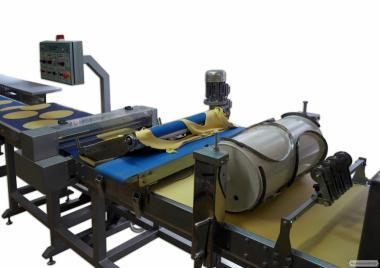 Лінія для виробництва коржів для тортів типу
