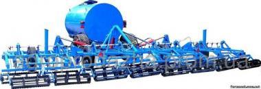 Агрегат для внесення аміачної води АВА-8