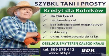 Кредитация сільського господарства