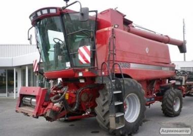 Услуги по уборке зерновых культур комбайном Case 2388 Axial Flow. Н