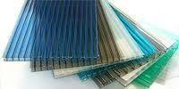 Полікарбонат сотовий (стільниковий) Carboglass колір  6000х2100х6 мм