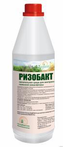 Микробиологический препарат Ризобакт СП (марка г. же. ф.)