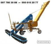 Зерномети МЗС-120 ДАВИД і МЗС-170 ГОЛІАФ