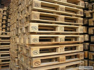Продам піддони, промислові та для меблів
