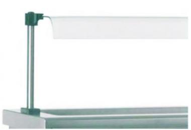 Полка стеклянная SAV1450