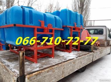Навісні обприскувачі ОП-600 оп-800 на трактор МТЗ-82