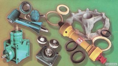 Пропонуємо запасні частини до дискових борін АГ, УДА