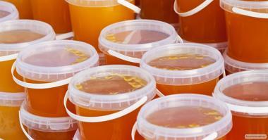 Продам мед дрібним і великим оптом.