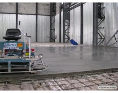 Пристрій промислових підлог під ключ