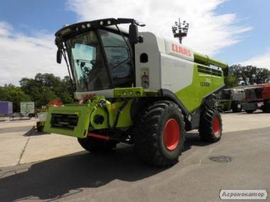 Комбайн зерноуборочный CLAAS Lexion 460. Год выпуска: 2002 . Двиг, CAT