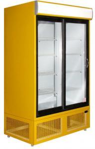 Холодильный шкаф ШХСДк(Д)-«КАНЗАС»-1,2 (купе)