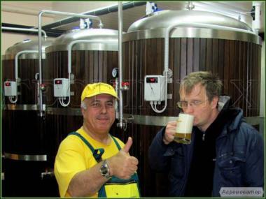Міні пивоварні на 200, 300, 500, 1000 літрів.
