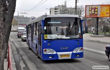 Автобуси СКІФ -5204-01(двигун Камаз).
