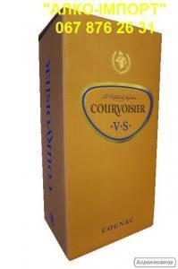 Французький коньяк Courvoisier 2 L, 40 об.(роздріб, опт, dropshipping)