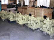 Запчастини для двигунів 14Д40, Д49. Турбіна 6ТК.