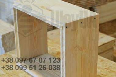 Корпус на 10-рамочный улей 35мм «Рута» на рамку 230мм