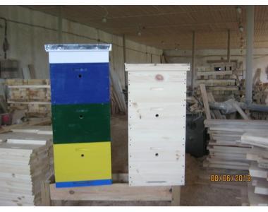 Ульи пчелиные тип: Дадан Рута Лежак