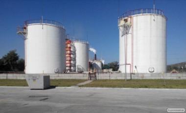 Резервуары стальные для мясо молочных предприятий с гарантией 5 лет