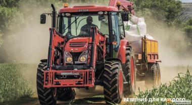 Трактор Zetor Proxima ( 107 л. с.)