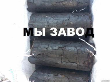 Брикеты топливные из лузги подсолнечника