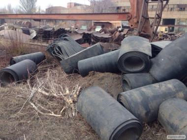 Лента конвейерная трос. бу (настил)