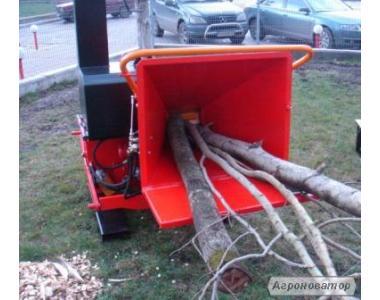 Дереводробильная машина