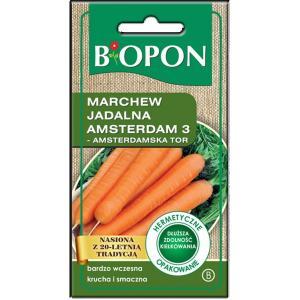 Насіння моркви