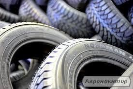 Утилізація шин