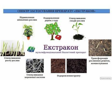 ЕкстраКон -биопрепарат для органического производства