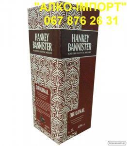 Виски Hankey Bannister, 2 L, 40 об. (опт, розница, дроп)