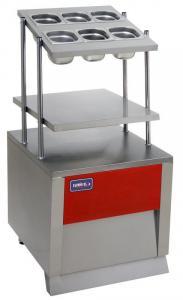 Прилавок для столових приладів КИЙ-В ПСП-600 Ексклюзив