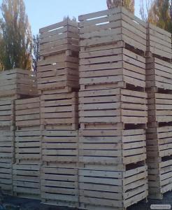 Евроконтейнер деревяный