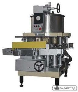 Дозировочно-наповнювальний автомат ДН3-1-125