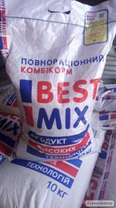 Комбікорм,BEST MIX,,