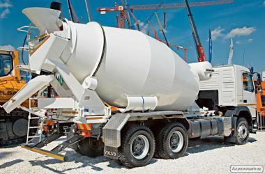 Ремонт гідравліки бетонозмішувачів Liebherr