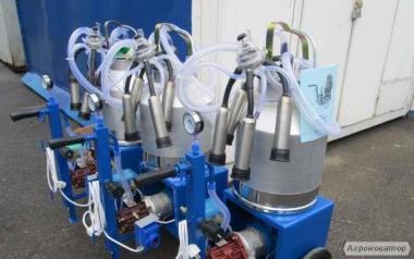 Доїльні апарати для корів сухі, масляні. Запчастини