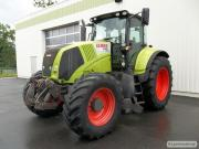 Трактор колесный Claas Axion 850