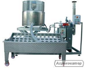 харчове обладнання італійської компанії Ingegneria Alimentare