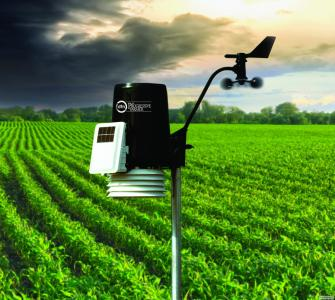 Агрономическая погодная станция Davis Vantage Pro 2