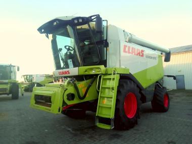 Комбайн Claas Lexion 570 (2007)